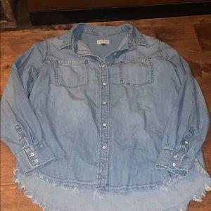 Universal Threads Denim Shirt
